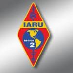 IARU Region 2 logo