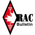 RAC bulletin logo
