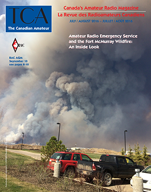 Cover of July-August 2016 TCA