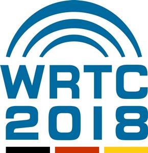 WRTC 2018 logo