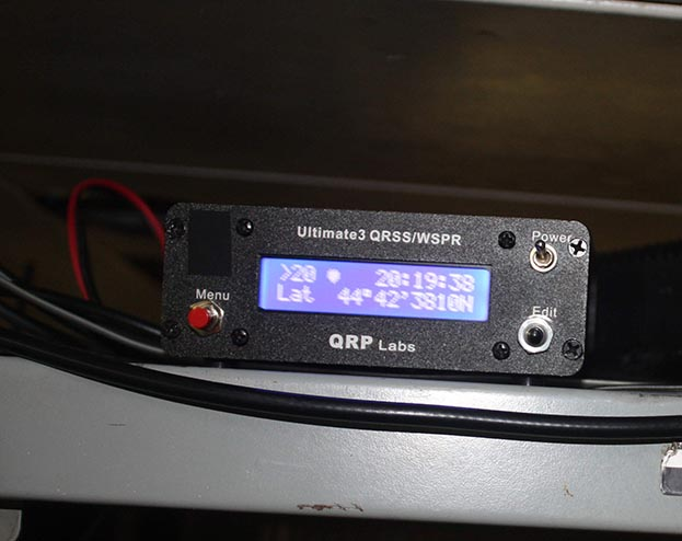 The CG3EXP Radio beacon