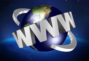Internet WWW symbol