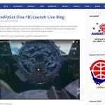 AMSAT RadFXSat blog