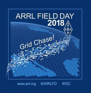 ARRL Field Day 2018 lo