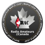 RAC Silver Maple Leaf Operator pin
