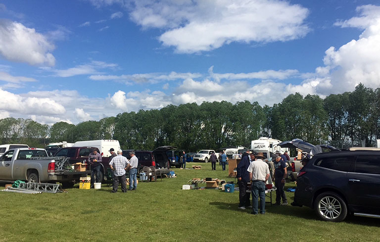 Red Deer Picnic and Hamfest 2018