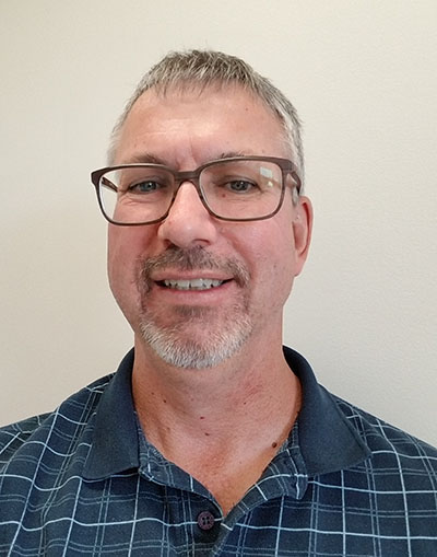 New Saskatchewan Section Manager Dave Scarfe, VE5UO