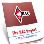 RAC Report logo