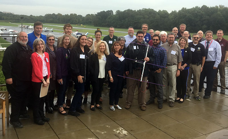 Participants at the ARISS Education Summit in Washington
