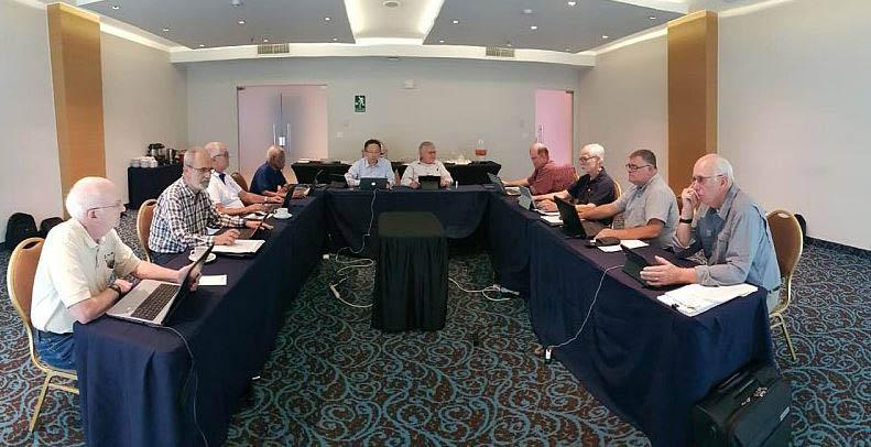 IARU Region 2 Executive Meeting
