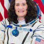 Astronaut Serena Aunon-Chancellor KG5TMT