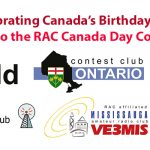 Thank you to RAC Canada Day Contest 2019 sponsors and participants
