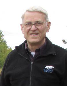 Yukon Amateur J Allen VY1JA