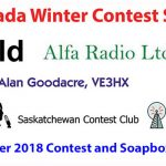 RAC Canada Winter Contest 2018 Results Slide