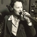 Fern Blodgett Sunde: first female radio operator to go to sea