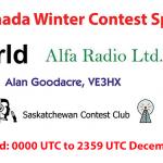 RAC Canada Winter Contest 2019