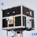 CAMSAT CAS-6 Satellite