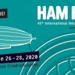Friedrichshafen's Ham Radio 2020