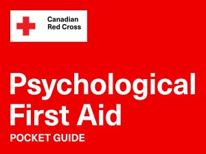 Canadian Red Cross Psychological First Aid Guide