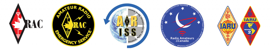 RAC images (ARES, ARISS, YEP etc_