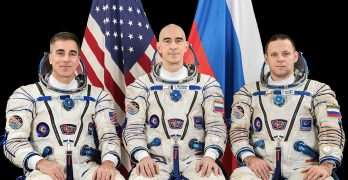 Crew of ISS Prime Expedition 63