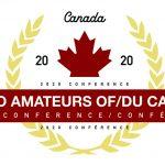 RAC Canada 2020 Conference logo