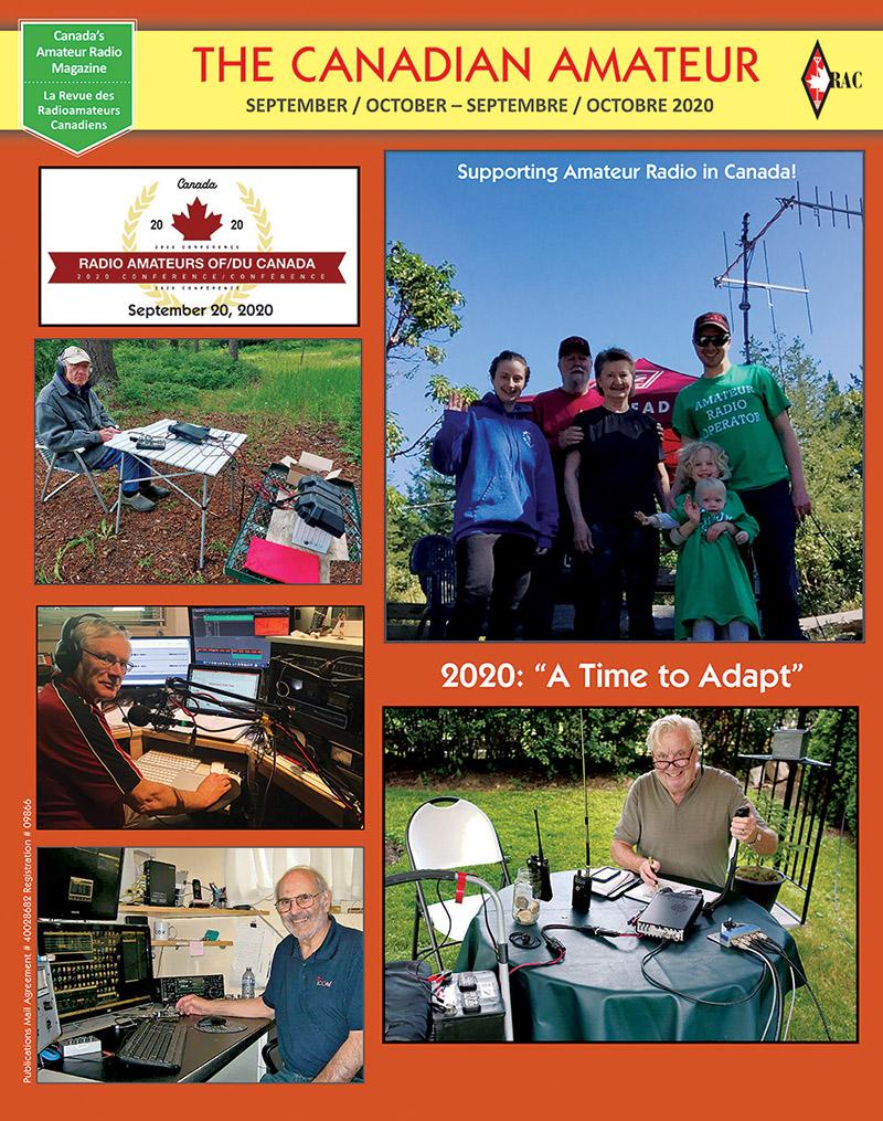 Cover of September-October 2020 TCA