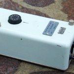 CW Key used by Tony VE2KM
