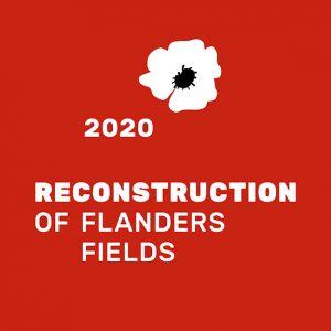 Flanders Field Reconstruction 2020 logo