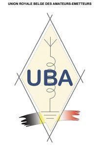 UBA Belgian Amateur Radio Association logo