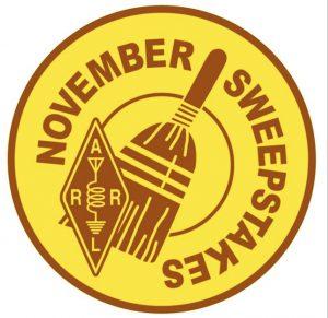 ARRL November Sweepstakes logo