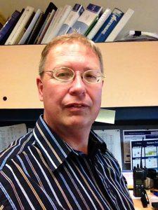 Ed Richardson, VE4EAR/VE4VT, RAC Midwest Director