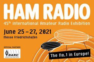Ham Radio 2021 logo