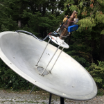 Scott Tilley's Satellite Dish