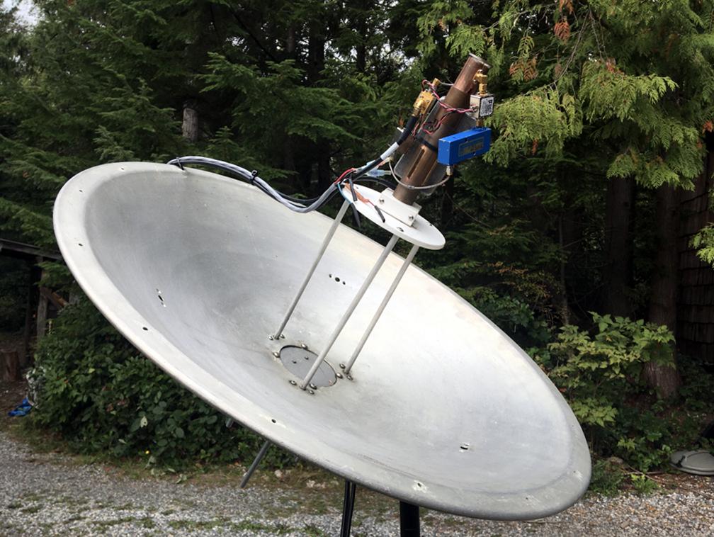 Scott Tilley's Satellite Dish