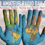 World Amateur Radio Day 2021 image