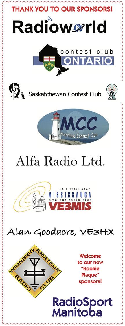 RAC Contest Sponsors 2021