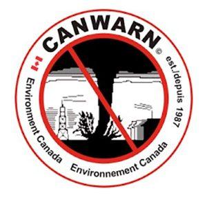 CANWARN logo