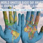 World Amateur Radio Day 2021 Certificate