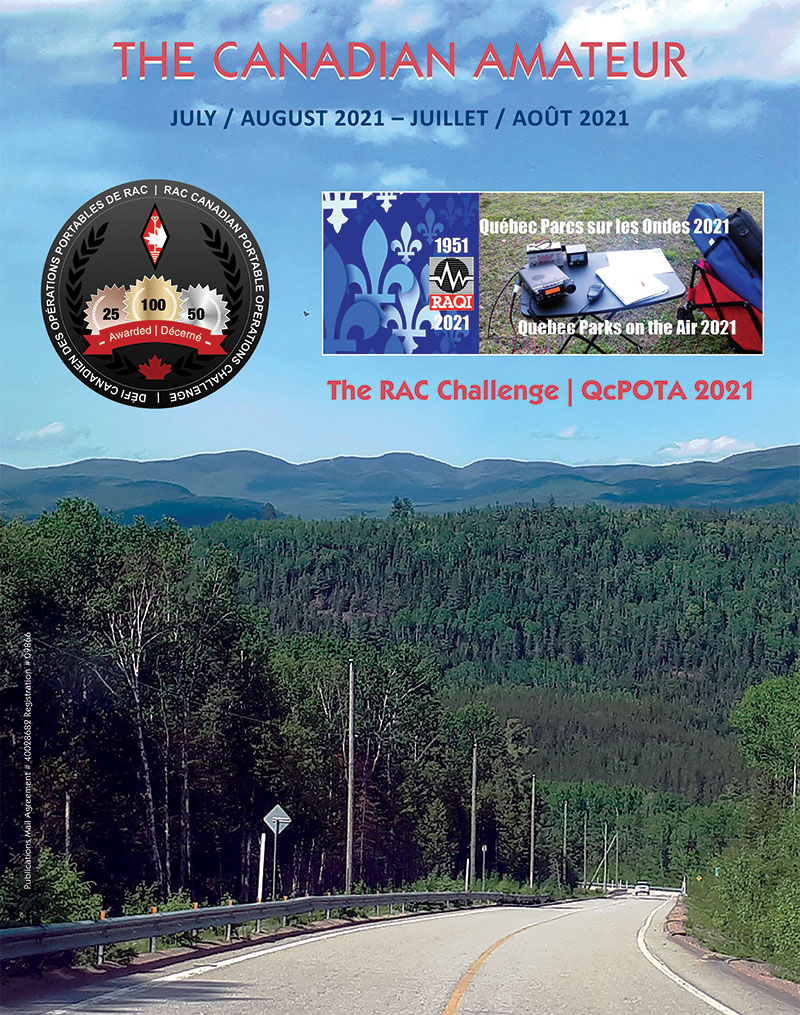 Cover of July-August 2021 TCA