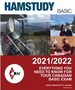 Cover of Hamstudy 2021-2022 Basic Study Guide