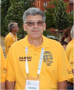 Gilles Renucci, VA2EW Conference WRTC